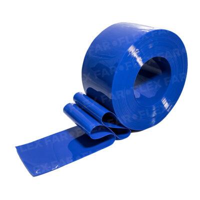 Strisce PVC Blu coprente