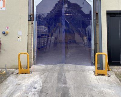 Porte flessibili a battenti
